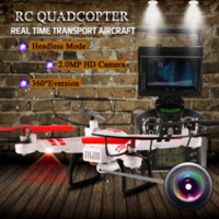 auto electric motor - WLtoys V686G G FPV GHz CH helicopter Auto Pathfinder RC Quad copter Professional Drone with MP Camera hd