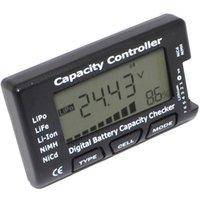 battery life tester - CellMeter Digital Battery Capacity Checker LiPo LiFe Li Fe Li ion NiMH Nicd Battery Balancer Capacity Controller tester
