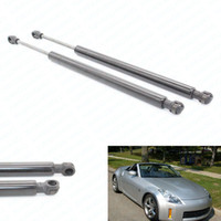 air convertible - 2pcs set car Fits for Nissan Z Convertible Trunk Gas Lift Supports Struts Prop Shocks
