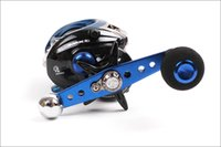 Wholesale High Quality Original abu garcia Max Blue Max Baitcasting Fishing Reel Right Hand