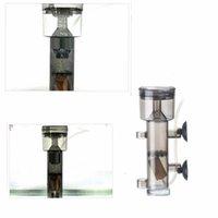 air driven pump - marine aquarium air pump drive protein skimmer with bubble wood for less than gal fish tank