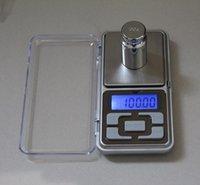 Revisiones Electronic scale-Alta calidad 100g x 0.01g mini bolsillo de la joyería LCD laboratorio de cocina digital electrónica de la escala Mini escala del bolsillo de 4 unidades G, OZ, CT, GN