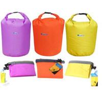 badminton kit bags - Portable L Waterproof Bag Storage Bag for Canoe Kayak Rafting Sports Outdoor Camping Travel Kit Equipment Dry Bag