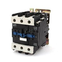 Wholesale CJX2 V Coil mm DIN Rail Mounted Pole Electric AC Contactor