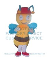 bee kids costume - naughty bee mascot costume for sale adult size cartoon little bee theme anime cosply costumes for school kids performs