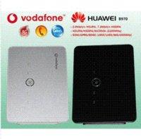 Huawei B970 desbloqueó el ranurador 3G del módem con la ranura 7.2Mbps de SIM Ruteadores sin hilos baratos de los enrutadores baratos