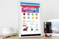 Under $200 OEM Quad Core Factory 9.7 inches Andrews quad-core IPs HD Tablet PC OEM customized call direct wholesale