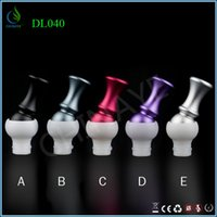 aluminum applications - Aluminum drip tip atomizer drip tip rotatable mouthpiece outstanding application hot sale