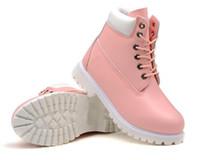 Top Band 10061 Yellow Boot cuir imperméable Hommes Femmes Work Boot pour camping chaussures de randonnée Livraison gratuite