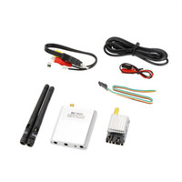 Vidéo gamme émetteur Prix-Transmetteur Boscam 5.8Ghz 200mW FPV Audio Vidéo sans fil récepteur vidéo 8 canaux AV TX RX 2000M Range pour RC Multicopter