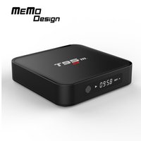 Cheap 10PCS MEMOBOX T95M Android TV Box Quad Core Amlogic S905 64bit UHD 2K*4K Media Player HDMI 2.0 KODI Miracast DLNA Airplay Smart TV Box
