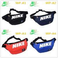 character ribbon - Nike Running Waist Pack For Men Women Fanny Pack Bum Bag Hip Money Belt Travelling Mountaineering Fishing Cycling Mobile Phone Bag