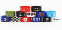 batman shield - silicone vape band ring mm width for e cigarete mechanical mod rda kanger tand superman America shield Spiderman batman custom