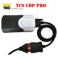Wholesale Without Bluetooth r3 Newest Version for cdp pro plus new vci LED CAR and TRUCK with free DHL shipping