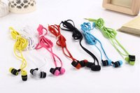 Wholesale 2016 HOT NK Just do it In Ear Wired Stereo Headphones Heavy bass mobile MP3 music earphones NK headset gift box