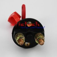 Wholesale by dhl or ems A V Car Accessories Truck Camper Battery Isolator Disconnect Cut OFF Power Kill Switch