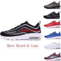 best closing - Double Box Best Quality Max Mercurial FC Trainer Air R98 Men Running Shoes Cristlano Ronaldo Fashion Sneakers Black White Size
