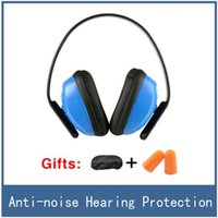Wholesale Cardiagnostics Brand New Anti noise Tactical Hearing Protection Headset Ear Protector Muff Reduce Sleep Noise Earmuffs Deltaplus