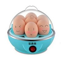 automatically eggs - Hot style Naughty little egg apparatus steamed egg apparatus automatically power boiled egg cup stainless steel egg machine