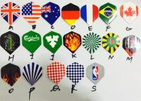 Wholesale Copper Plating Dart Needle Metal Dart Needle Dart Suits that Plunge into the Balloon with British and American flag g