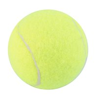 Wholesale 3 Piece Yellow Tennis Balls Sports Tournament Outdoor Fun Cricket Beach Dog High Quality Factory sale directly