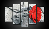 art canvas manufacturers - Manufacturers selling pure hand painted oil paintings a Mosaic plant more flowers wall art on canvas picture modern