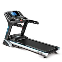Wholesale 3 HP quot LED Blue Screen single functional with Ascension Treadmill