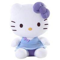 Wholesale The cute Hello kitty piush toysHello kitty cat dolls Hello kitty doll doll holidat gift