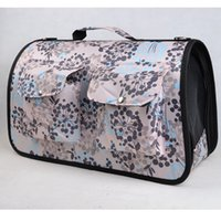 Wholesale Fashion Design Foldable Pet Dog Carrier Bag For Small Dogs Cat Sling Backpack Cage Bench Male Torby Carrying Bag