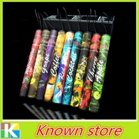 wholesale plastic fruit - 500pcs E ShiSha Time Disposable Cigarette E HOOKAH Pen Puffs Various Fruit Flavors Colorful SHISHA TIME Pens Electronic Cigarette
