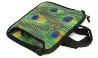 Wholesale Fasion Hot Sale Black Laptop Handbag Shoulder Messenger Bag quot quot quot Notebook Tablet PC Strap Sleeve Bag
