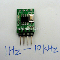 adjustable frequency generator - 1Hz kHz Stepping Frequency Continuously Adjustable wave Signal Generator replace NE555 LM358 CD4017 DDS PWM AD9850 AD9851