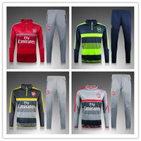 arsenal training - Arsenal training suit16 Arsenal tracksuits Arsenal sportswear ALEXIS OZIL RAMSEY Arsneal sweater and tight pants