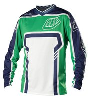Wholesale 2014 TLD Lee brand new mountain bike cross country speed surrender jersey DH MTB BMX