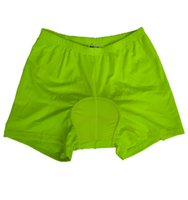Wholesale Hot selling MUP1 D Silica gel cushion butterfly net ladies cycling shorts cycling shorts in green