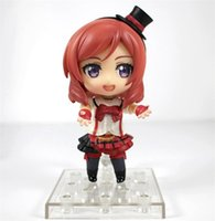 Wholesale Donnatoyfirm PVC Q Version Love Live Japanese Anime Figure cm Nishikino Maki Action Figure