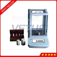 analytical electronic balance - FA2104N Diesel density with electronic analytical balance