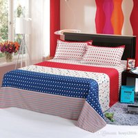 Wholesale 2016 drap housse soft and breathable cm fitted sheets design brand aloe cotton NOT FADE anime bed sheets