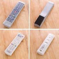 Nouvelle climatisation imperméable à la maison TV télécommande ensembles de housse de protection en silicone et sac à poussière Sac