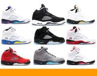 Wholesale Air Retro OG RELEASE OLYMPIC GOLD LAB5 OREO LANEY RELEASE RAGING BULL RED SUEDE GRAPE RELEASE Basketball Shoes