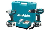 Wholesale 2013 Hotsale Makita LXT211 V Cordless Lithium Drill Impact Combo Kit
