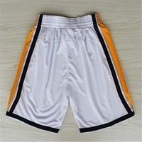 Wholesale Indiana Basketball Shorts New Material Rev Sport Shorts Best quality Authentic Shorts S XXL Accept Mix Order