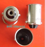 auto bulb socket - single contact bayonet BA9S lamp bases and lamp holders socket for auto light bulb