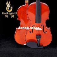 Wholesale Grading violin factory high grade wood violin beginner adult children refined violin