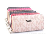 mk purses - The new ms mk wallet letters long multilayer card package in my purse