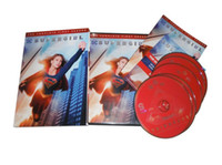 Wholesale 2016 Hot TV movies Supergirl season one st DVD US disc US Version DVD movie TV series Factory Price free DHL