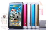 7 pouces dual core 3G Tablet pc Support 2G 3G Sim carte slot Appel téléphonique GPS WiFi FM tablette PC 7 pouces 3G Phone Call Tablet MTK8312