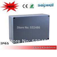 aluminium box enclosure - Hot sale high qulity IP65 aluminium enclosure box mm with Screws