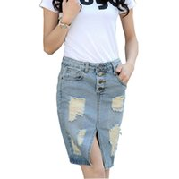 Plus Size Long Denim Skirt UK | Free UK Delivery on Plus Size Long ...