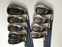 Wholesale OEM factory oriignal quality sports factory XXIO irons set golf club DHL freeshipping